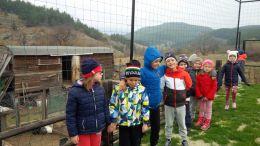 Учим и играем сред природата - ДГ 105 Ракета - София
