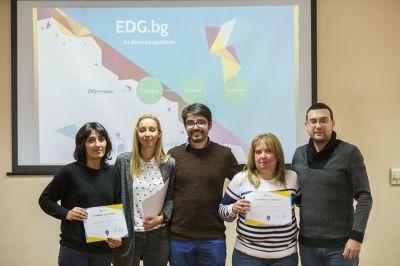 Участие в семинар - практическо обучение за работа с електронен дневник - EDG.bg 1