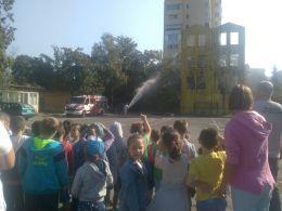 Един ден в детската градина - ДГ 105 Ракета - София
